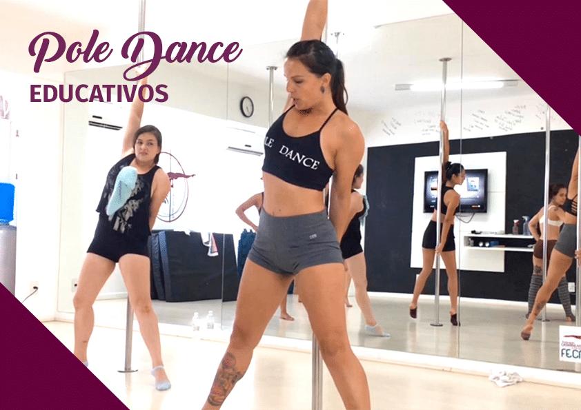 MINIATURA Educativo de Pole Dance – Aprendizagem Auditiva
