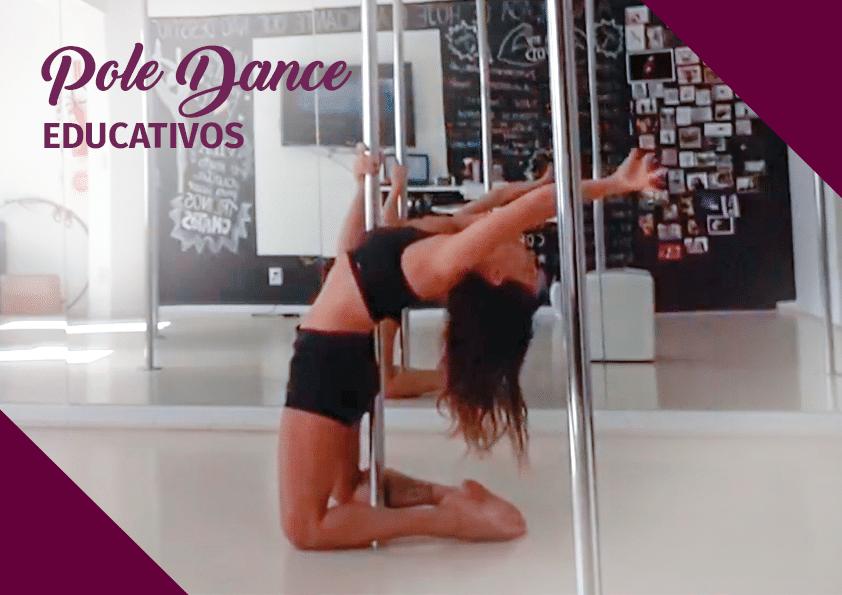 MINIATURA Educativo de Pole Dance – Reconhecimento de Espaço
