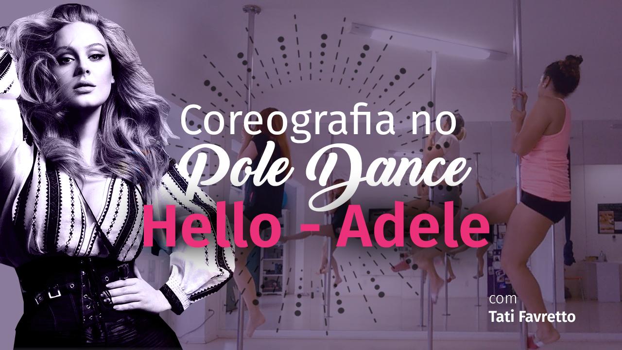 Thumb Coreografia Adele