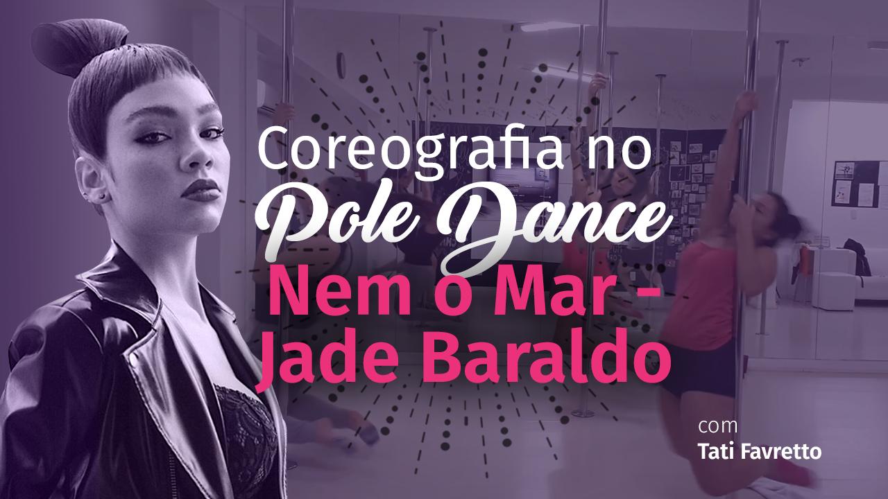Thumb Coreografia Jade Baraldo