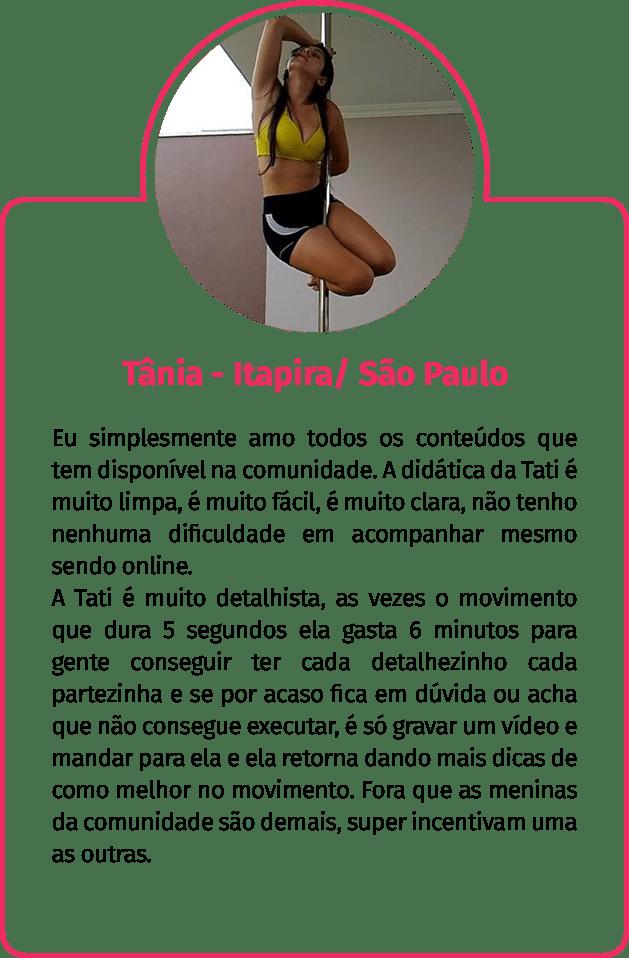 Tânia - Itapira_ São Paulo